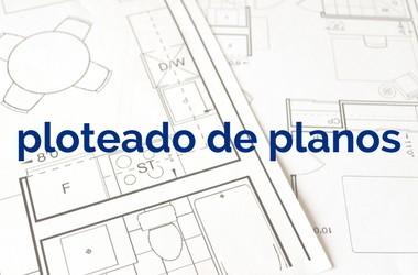 ploteado de planos